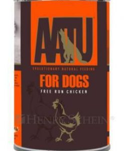 Konzervy AATU  dog  konz.  CHICKEN - 400g