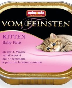 Kapsy ANIMONDA cat paštika   KITTEN 100g - Hovezí
