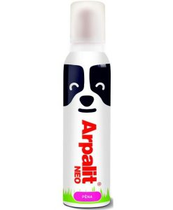 Antiparazitika antiparazitní spray ARPALIT pěna   - 150ml