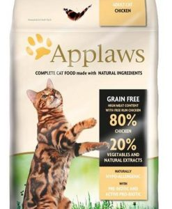 Granule pro kočky APPLAWS cat   ADULT chicken                         - 400g