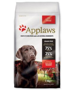 Granule pro psy APPLAWS dog   ADULT  LARGE breed chicken           - 2kg