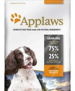 Granule pro psy APPLAWS dog   ADULT   S/M breed chicken               - 2kg