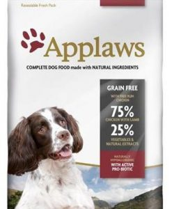 Granule pro psy APPLAWS dog   ADULT   S/M breed chicken&lamb                - 2kg
