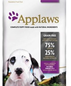 Granule pro psy APPLAWS dog     PUPPY  LARGE breed chicken               - 2kg