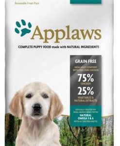 Granule pro psy APPLAWS dog     PUPPY   S/M breed chicken           - 2kg