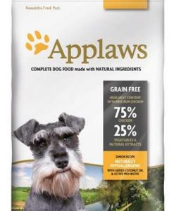Granule pro psy APPLAWS dog   SENIOR                                   - 7