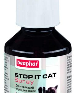 Kosmetika Beap.   cat STOP-it-CAT Interier  - 100ml