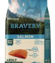 Granule pro psy BRAVERY dog  ADULT large/medium SALMON - 4kg