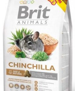 Krmiva BRIT animals  CHINCHILA   - 1