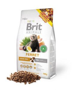 Krmiva BRIT animals  FERRET  - 700g
