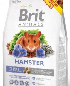 Krmiva BRIT animals  HAMSTER   - 300g