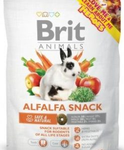 Pochoutky BRIT animals   snack ALFALFA - 100g