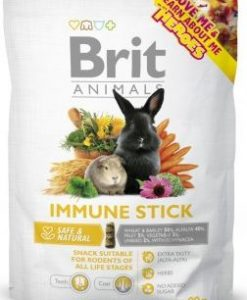 Pochoutky BRIT animals   snack IMMUNE stick - 80g