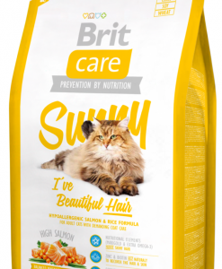 Granule pro kočky BRIT CARE cat  BEAUTIFUL - SUNNY - 2kg