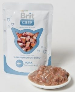 Kapsy BRIT CARE cat kapsa   TUNA                                    - 80g