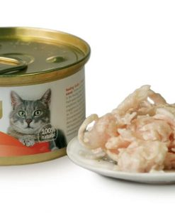 Konzervy BRIT CARE cat konzerva CHICKEN BREAST - 80g