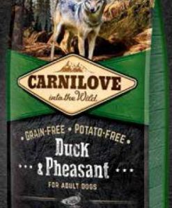 Granule pro psy CARNILOVE   ADULT  DUCK/pheasant                        - 1