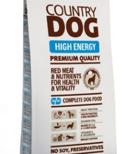 Granule pro psy COUNTRY dog ENERGY   - 15kg