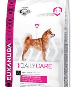 Granule pro psy Eukanuba Daily Care Sensitive Digestion - 12