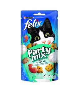 Pamlsky a pochoutky FELIX  poch.PARTY mix 60g - ORIGINAL