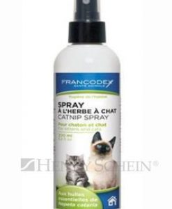 Kosmetika FRANCODEX  cat SPRAY stimulační catnip           - 200ml