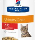 Kapsy Hills cat  c/d     kapsa  URINARY salmon - 85g
