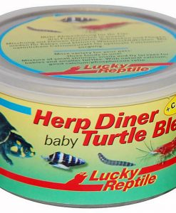 Krmivo LUCKY REPTILE  Herp Diner - Turtle Blend Baby - 35g
