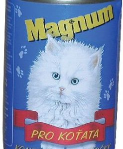 Konzervy Magnum CAT   JUNIOR - 400g