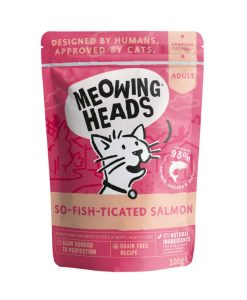Kapsy Meowing Heads    kapsa  SO-FISH-ticated - 100g