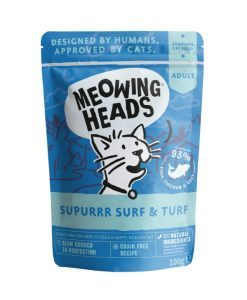 Kapsy Meowing Heads    kapsa  SURF & turf   - 100g