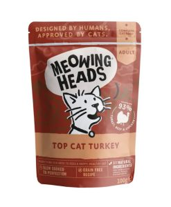 Kapsy Meowing Heads    kapsa  TOP tac TURKEY - 100g