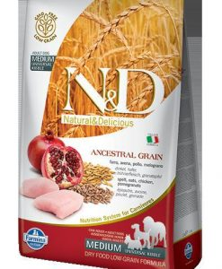 Granule pro psy N&D dog LG ADULT CHICKEN / POMEGRANATE - 2