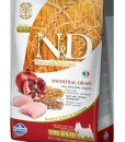 Granule pro psy N&D dog LG ADULT MINI CHICKEN / POMEGRANATE - 800g