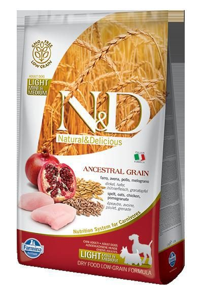 Natural&Delicious Granule pro psy