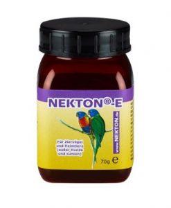 Vitamínové přípravky NEKTON pták  E - 140g