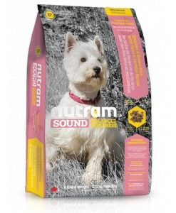 Granule pro psy NUTRAM dog   S7  -  SOUND   ADULT   SMALL - 2