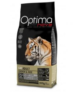 Granule pro kočky OPTIMAnova  cat    ADULT  chicken - 2kg