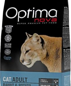 Granule pro kočky OPTIMAnova  cat  GF  ADULT  rabbit - 8kg