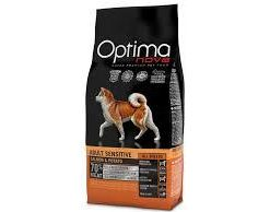 Granule pro psy OPTIMAnova dog  SENSITIVE  ADULT   - 2kg