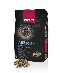 Koně PAVO granule ALL-SPORTS                                       - 20kg