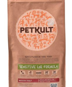 Granule pro psy PETKULT   dog   MEDIUM ADULT  lamb/rice - 2 x 12kg