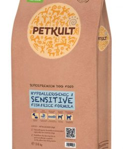 Granule pro psy PETKULT dog  SENSITIVE  FISH  - 14kg
