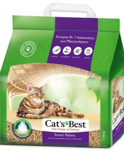 Kočkolity Podestýlka CAT'S BEST NATURE GOLD                     - 10l/5