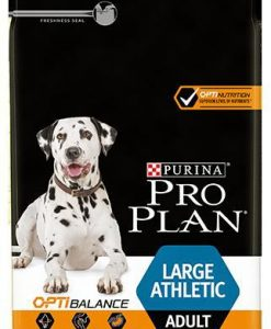 Granule pro psy Purina Pro Plan Dog Adult Large Athletic - 2x14kg