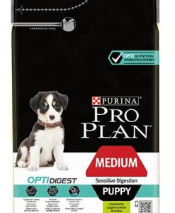 Granule pro psy Purina Pro Plan Dog Medium Puppy Sensitive Digestion - 12kg