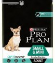 Granule pro psy Purina Pro Plan Dog Small & Mini Adult Sensitive Digestion - 700g