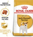 Granule pro psy Royal Canin Jack Russell Adult - granule pro dospělého jack russell teriéra - 3kg