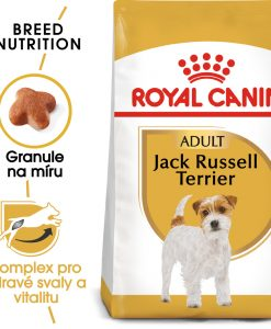 Granule pro psy Royal Canin Jack Russell Adult - granule pro dospělého jack russell teriéra - 500g