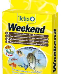 Krmiva Tetra WEEKEND   20ks