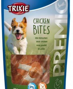 Pamlsky a pochoutky Trixie   pochoutka  dog PREMIO light CHICKEN Bits  - 100g